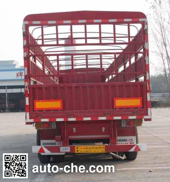 Lianghong MXH9401CCY stake trailer