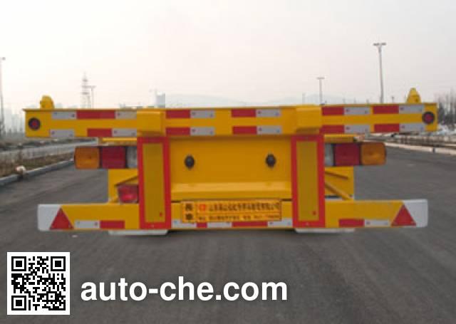 Lianghong MXH9402TJZG container transport trailer