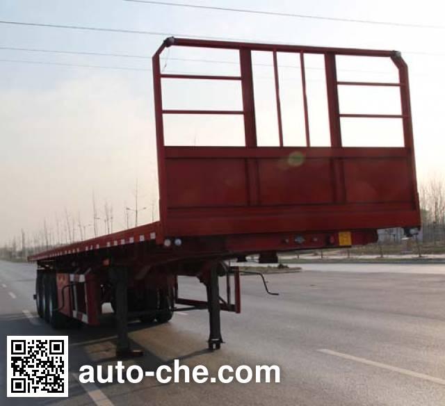 Lianghong MXH9402ZZXP flatbed dump trailer