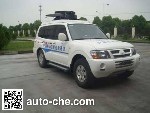 Ninggua NB5033XTX satellite communication vehicle