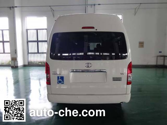 Kaifulai NBC5030XFZ03 welcab (wheelchair access vehicle)