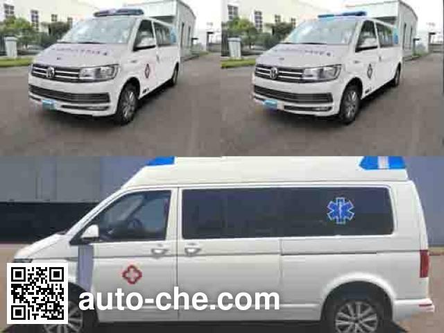 Kaifulai NBC5030XJH52 ambulance