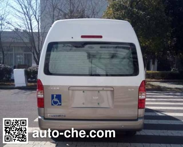 Kaifulai NBC5037XFZ02 welcab (wheelchair access vehicle)