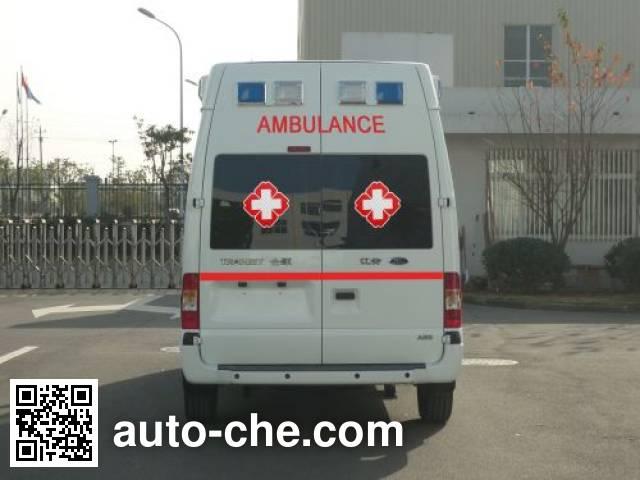 Kaifulai NBC5040XJH4 ambulance