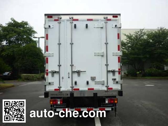 Kaifulai NBC5040XLC42 refrigerated truck