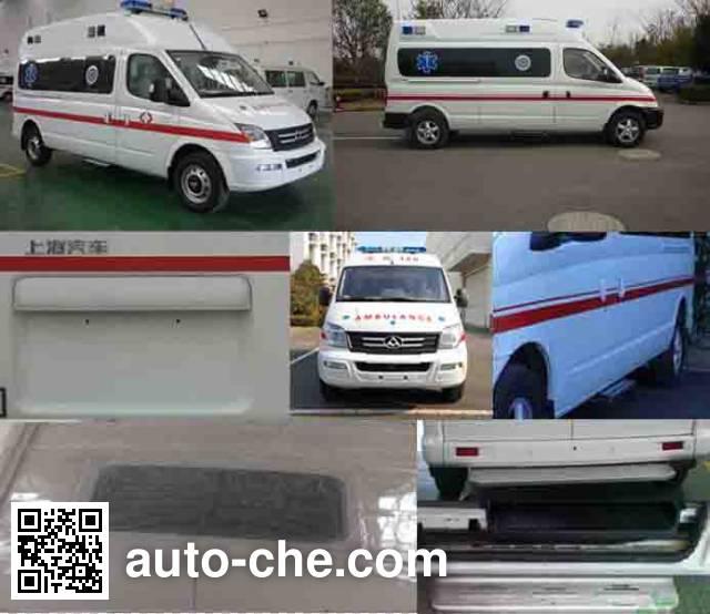 Kaifulai NBC5042XJH04 ambulance
