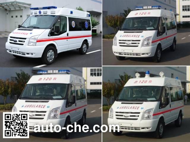 Kaifulai NBC5043XJH04 ambulance