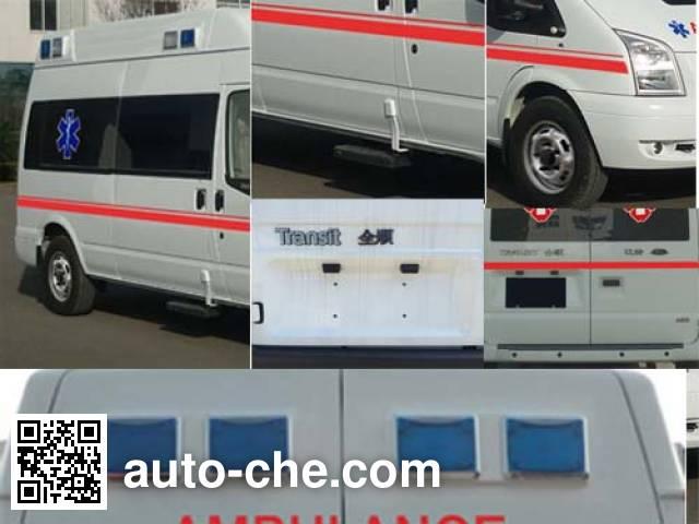 Kaifulai NBC5043XJH02 ambulance
