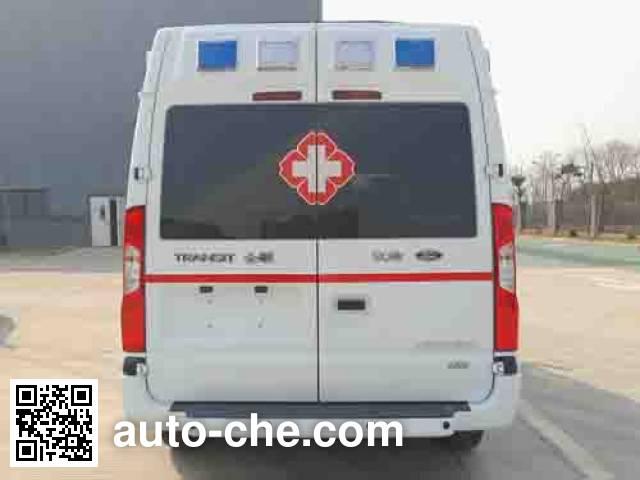 Kaifulai NBC5043XJH06 ambulance