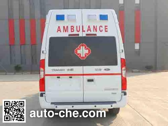 Kaifulai NBC5043XJH07 ambulance