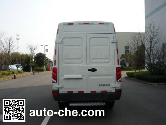 Kaifulai NBC5044XLC03 refrigerated truck
