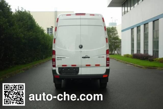 Kaifulai NBC5045XLC01 refrigerated truck