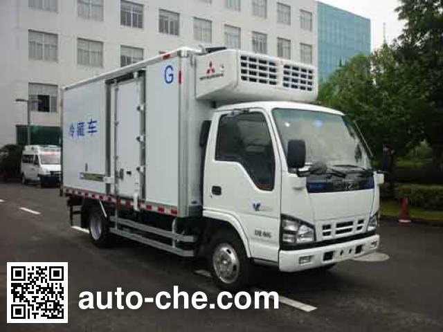 Kaifulai NBC5050XLC41 refrigerated truck