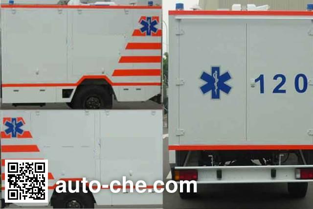 Kaifulai NBC5054XJH01 ambulance