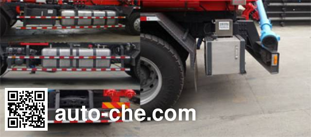 Jialingjiang NC5451TYL fracturing truck