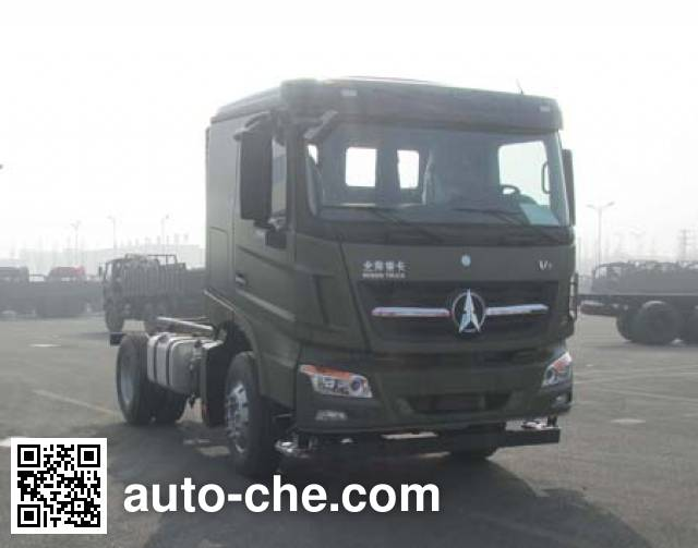 Beiben North Benz ND1160AD4J7Z01 truck chassis