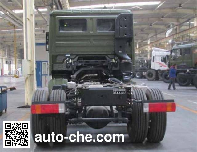 Beiben North Benz ND1160AD4J7Z02 truck chassis