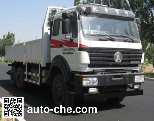 Beiben North Benz ND12502B41J cargo truck