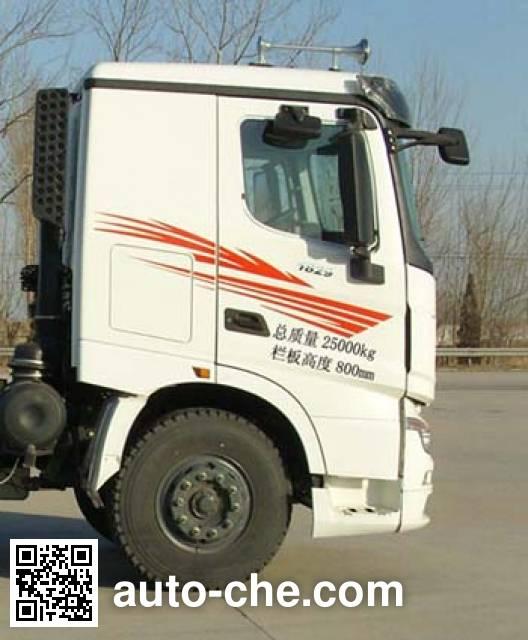 Beiben North Benz ND12502B45J7 cargo truck