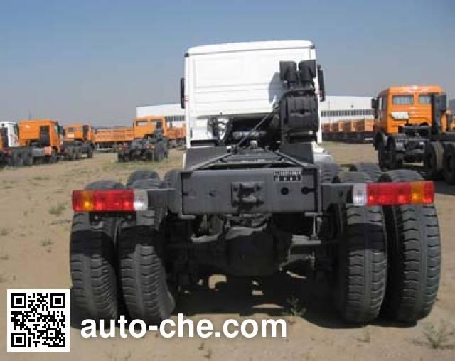 Beiben North Benz ND1250BD5J7Z02 truck chassis