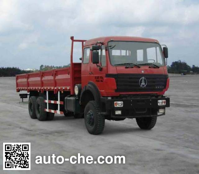 Beiben North Benz ND22500F44J off-road truck