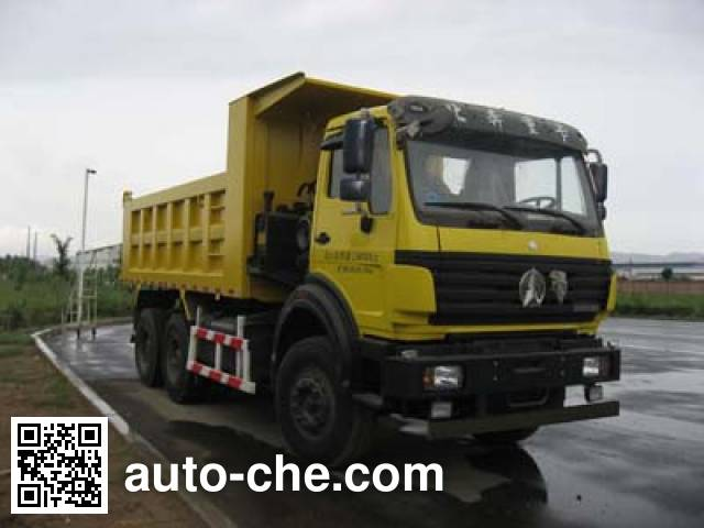 Beiben North Benz ND32500B35 dump truck