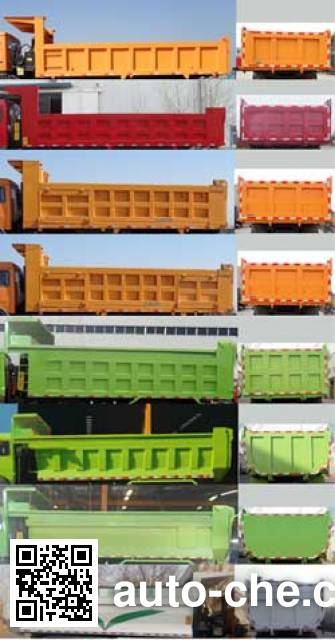 Beiben North Benz ND3310DG5J6Z01 dump truck