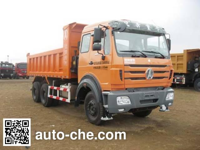 Beiben North Benz ND3253F38J dump truck