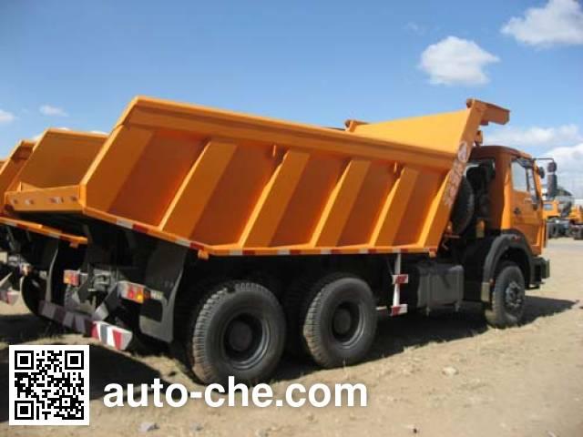 Beiben North Benz ND3254F38 dump truck