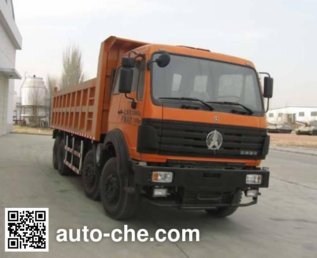 Beiben North Benz ND33100D31J dump truck