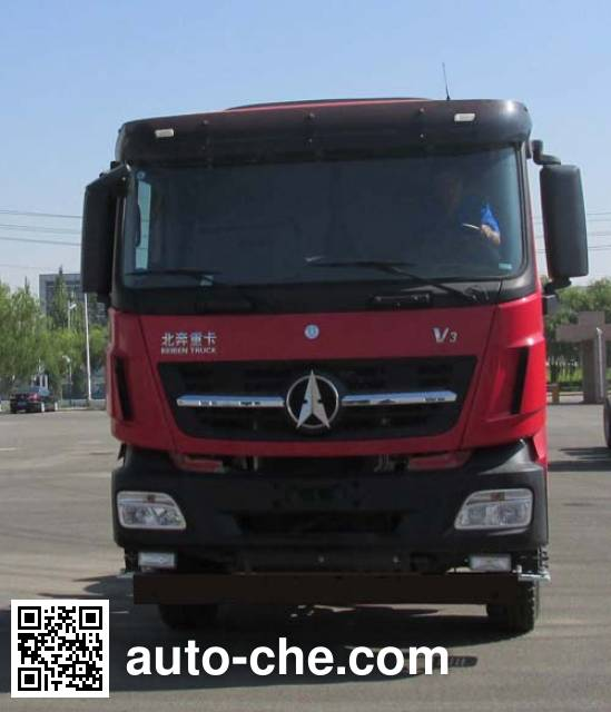 Beiben North Benz ND33102D43J7 dump truck