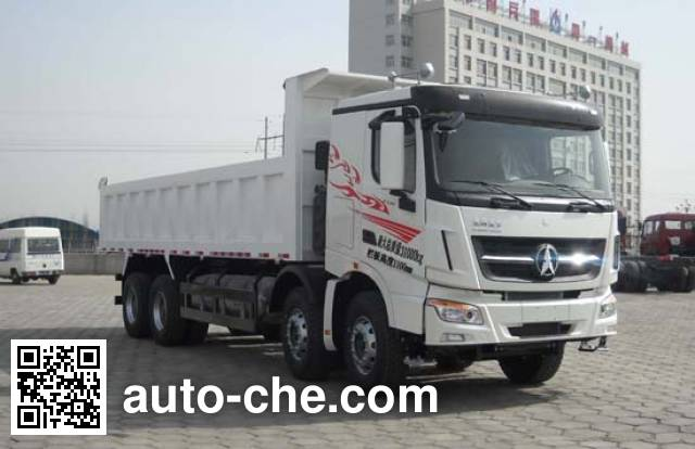 Beiben North Benz ND3310D37J7Z01 dump truck