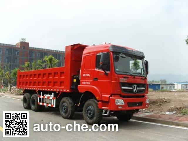Beiben North Benz ND3310DD4J3Z00 dump truck