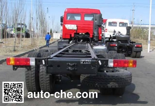 Beiben North Benz ND3310DD5J6Z01 dump truck chassis