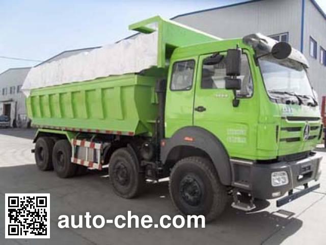 Beiben North Benz ND3310DD5J6Z04 dump truck