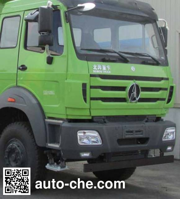 Beiben North Benz ND3310DD5J6Z05 dump truck chassis