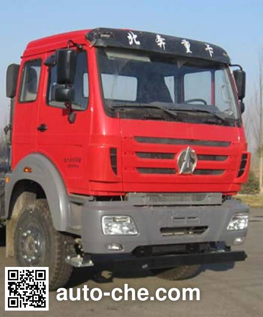 Beiben North Benz ND4180AD4J6Z01 container carrier vehicle