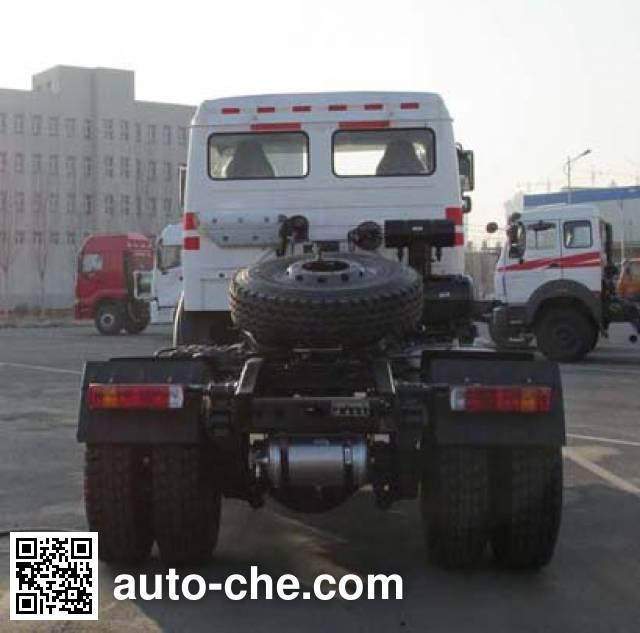 Beiben North Benz ND4180AD5J6Z03 dangerous goods transport tractor unit