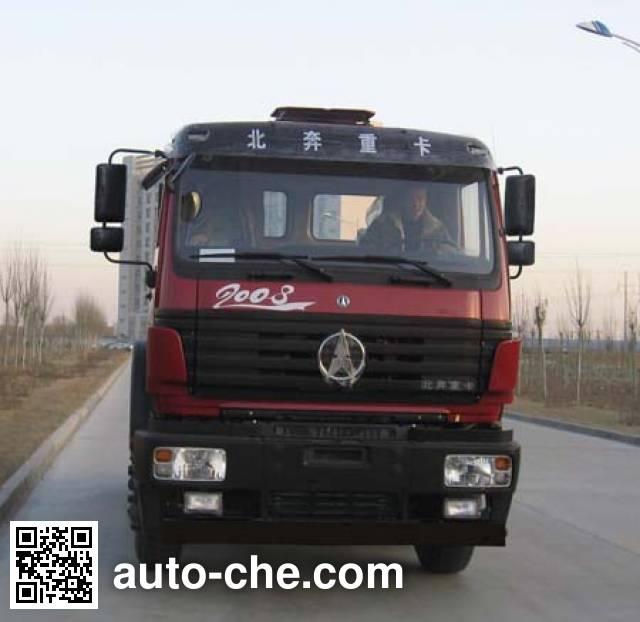 Beiben North Benz ND4250BD4J6Z03 container carrier vehicle