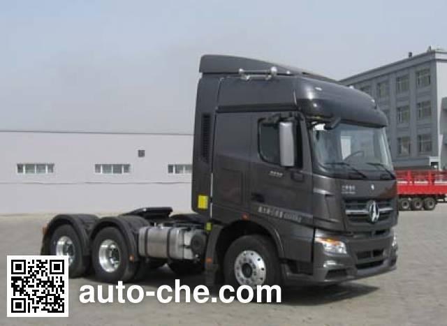 Beiben North Benz ND4250BD4J7Z01 container carrier vehicle
