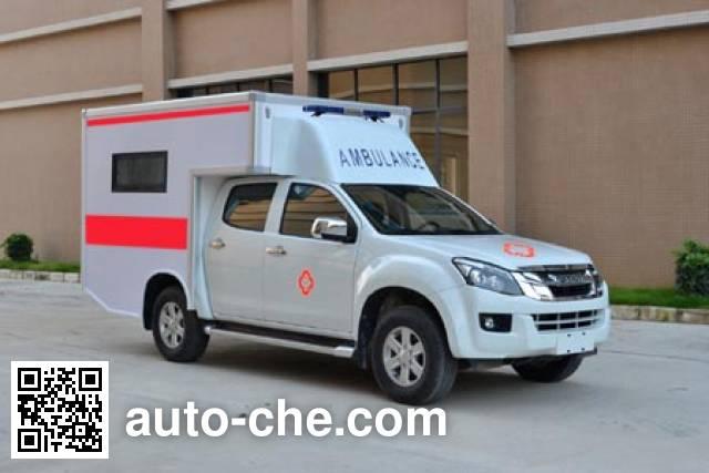 北地牌ND5030XJH-DMAX救护车