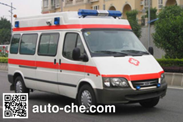北地牌ND5030XJH-F救护车