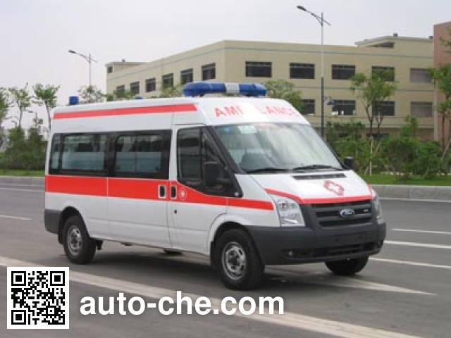 北地牌ND5030XJH-M4救护车