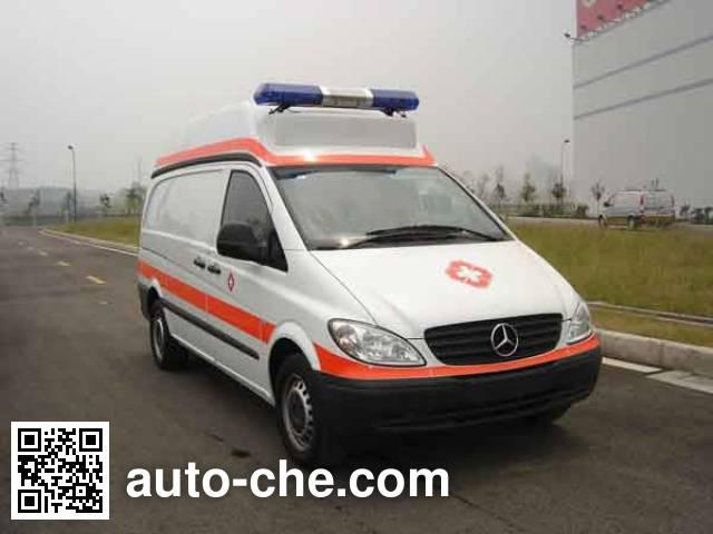 北地牌ND5030XJH-V救护车