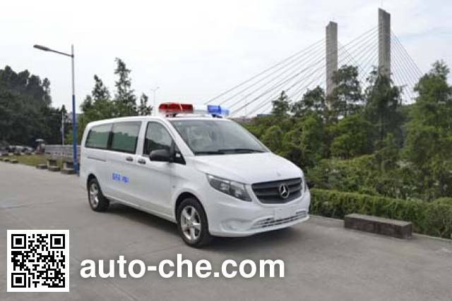 Beidi ND5030XQC-V prisoner transport vehicle