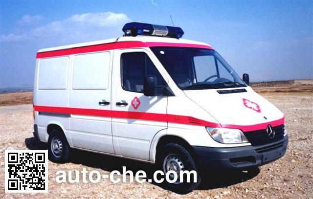 北地牌ND5031XJH救护车
