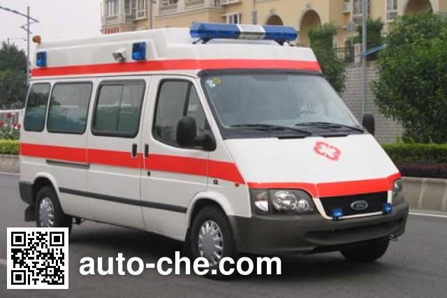 北地牌ND5031XJH-F3救护车