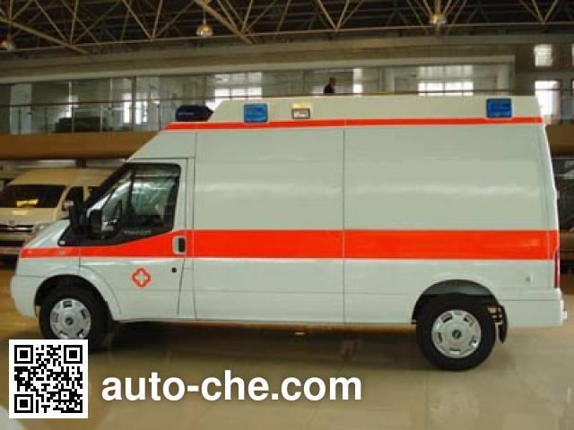 北地牌ND5031XJH-F4救护车