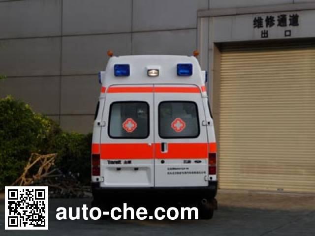 北地牌ND5031XJH-H4救护车