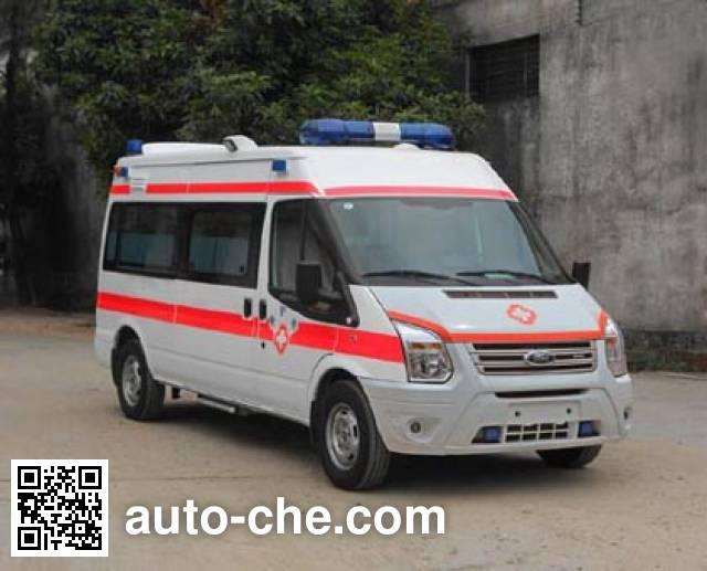 北地牌ND5032XJH-F4救护车